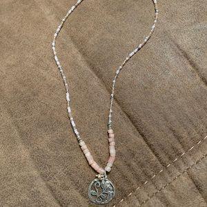 Flirt alert necklace